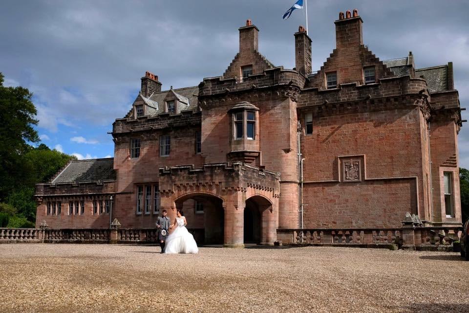 Intimate Wedding Venues Scotland